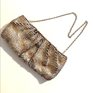 Jessica McClintock Evening Clutch with chain